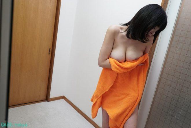 Hカップな真菜果ちゃんの画像 (40)