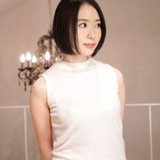 松村みをり ショートボブ美人妻の背徳SEX AV画像