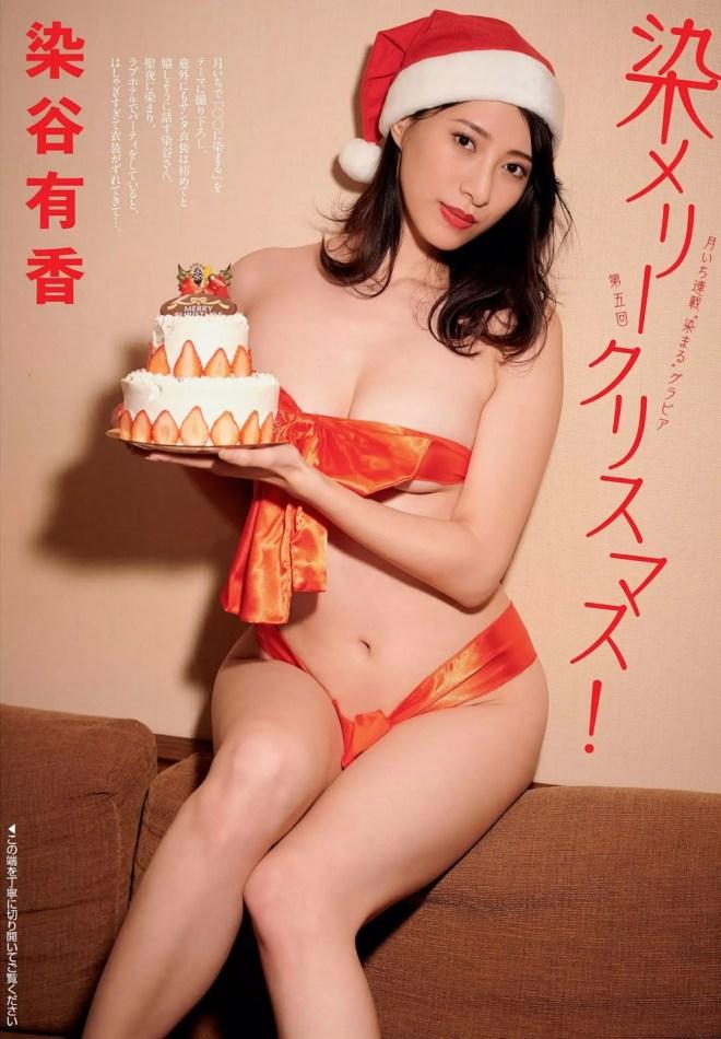 染谷有香 (30)