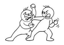 violent-behavior
