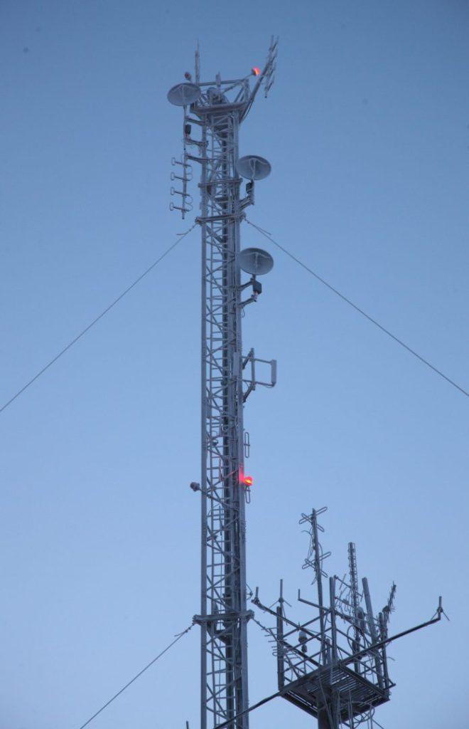 LITV7679 антенны_управление связи