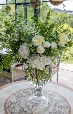 Bouquet de fleurs par Mar