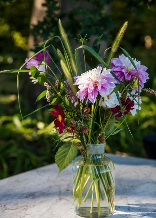 Détail florale