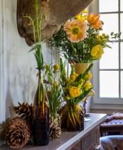 Décoration florale