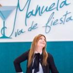 Manuela va de fiesta