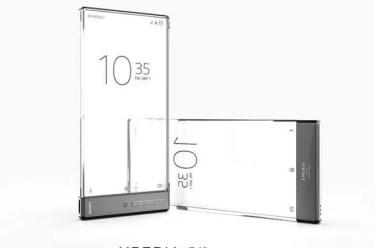 「MWC2020」で「Xperia F」と同時発表も?SONYは「透過」を採用した「両面ディスプレイ」の「Xperia」を開発に?