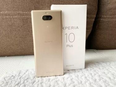 どっちを購入しますか?「Xperia 10」と「Xperia 10 Plus」の違いや、選び方をまとめてみた。