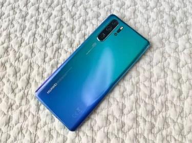 意外な事実。「Huawei P30 Pro」を構成している部品の約「50%」は「日本製」を採用している。