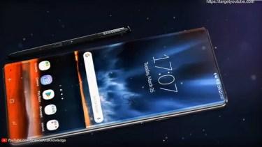 「6.2インチ」「6.4インチ」「6.7インチと3つのディスプレイサイズに。「Galaxy Note10」は複数は最低でも4つのモデルが登場に。