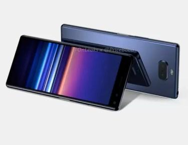 ミドルレンジモデル「Xperia 20」は「Xperia 20」初の「SIMフリー」モデルとして発売されるかも。