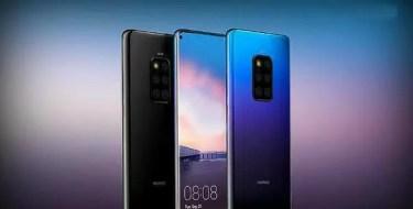 サークル型の「カメラデザイン」を採用へ。「Huawei Mate30 Pro」のレンダリング画像が公開。