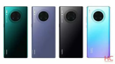 Huaweiが正式に発表。9月19日にHuawei Mate30/Huawei Mate30 Proが登場へ。