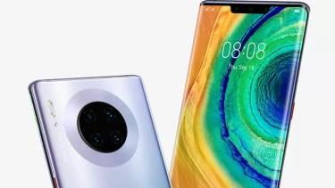 Huawei Mate 30 ProはGoogleアプリがダウンロード可能。販売目標台数は2000万台。
