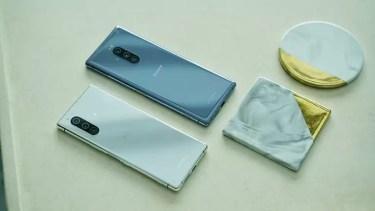 「カメラ」をお揃いに。「Xperia 5」の新機能が「Xperia 1」でも利用可能に。