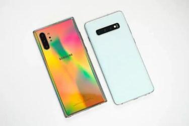 「Galaxy Note10 Lite」に次いで。「Galaxy S10 Lite」もまもなく登場に