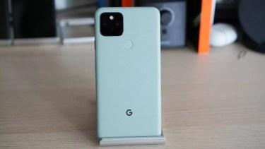 処理性能より電池持ちを優先。「GooglePixel 5/Snapdragon765G」はクロックダウンされている
