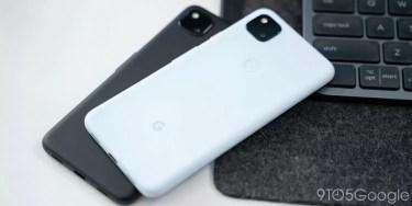 「Google Pixel 4a」新色「Barely Blue」がいよいよ発売「開始」