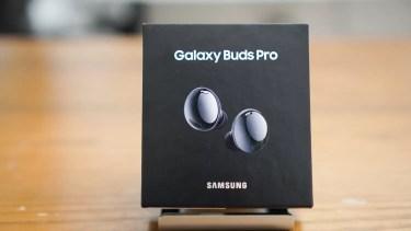 開封レビュー/Galaxy Buds Proの音質がめちゃ良かった