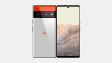 Google Pixel 6。やはりSamsung製JN1を採用する可能性