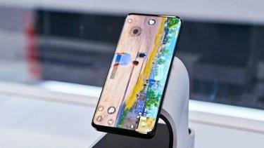 Xiaomi Mi MIX 4。一部スペックが判明に?