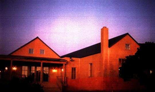 Arroyo Hondo House front exterior