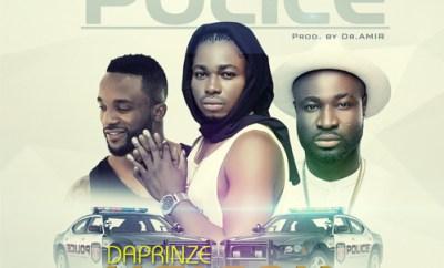 Da'Prinze Usifoh Ft. Harrysong & Iyanya – Police
