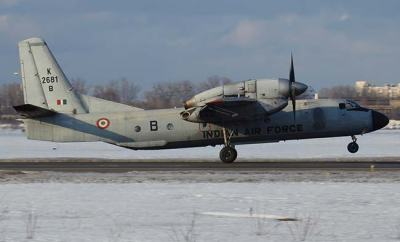 Indian Air Force Plane