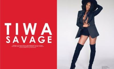Tiwa Savage Ft. Busy Signal – Keys To The City