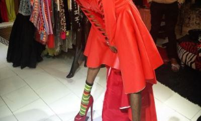 Denrele Edun Goes Crazy