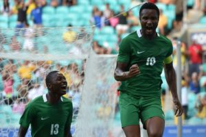 Nigeria 2 – 0 Denmark