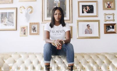 Tiwa Savage Reveals