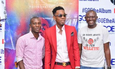 Patoranking Reveals Inspiration Behind Album Title
