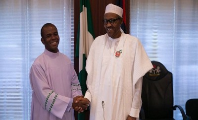 Mbaka Warns Buhari