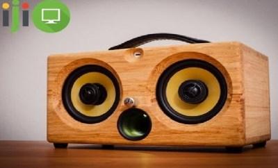 material of speakers