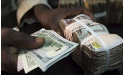 Naira Plunges