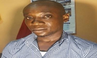 Nigerian Arrested