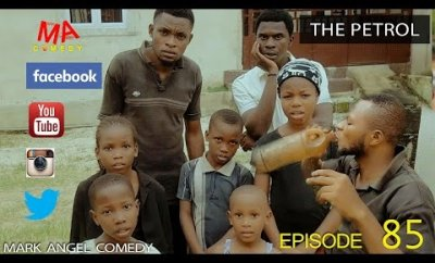 COMEDY SKIT THE PETROL