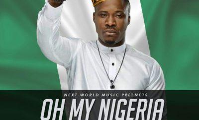 Jaywon – Oh My Nigeria