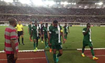 Nigeria 1 – 0 Tanzania