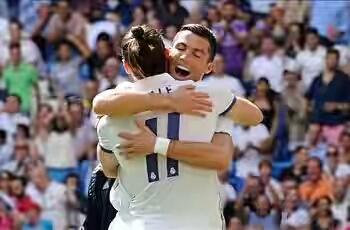 Ronaldo, Bale Makes First Ballon D'Or List