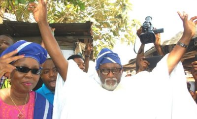 Rotimi Akeredolu Is Ondo's Governor