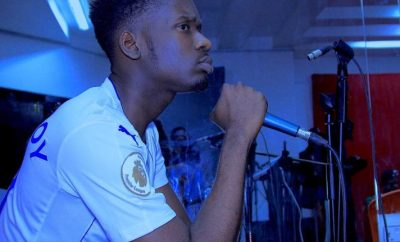 Mr Eazi – Mad Over You (Cover)