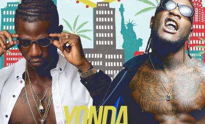 Yonda ft. Burna Boy – Las Vegas (Remix)