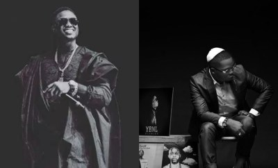 Vector Ft. Olamide – Mind Your Own