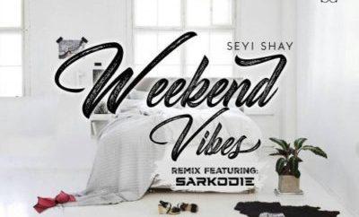Seyi Shay – Weekend Vibes (Remix) ft. Sarkodie