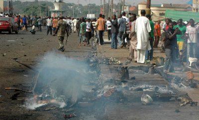 Adamawa succide bomb