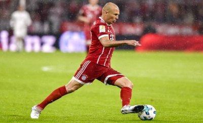Robben Mocks PSG