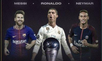 FIFA Best Player 2017