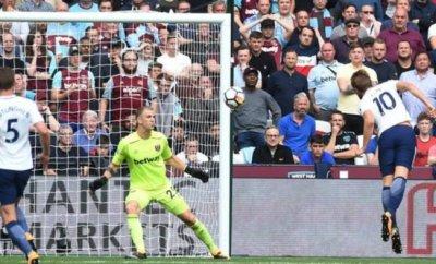 Tottenham Beat West Ham