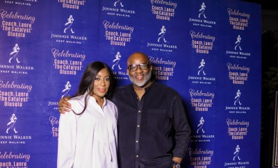 Mo Abudu celebrates Lanre Olusola at 50